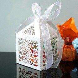 Laser cut candy box - Aliexpress