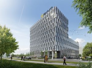 Budimex wybuduje biurowiec EQilibrium na warszawskiej Woli