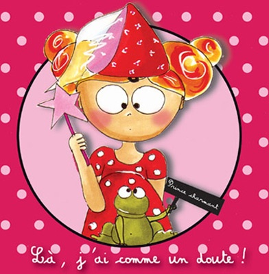 Un tableau fée réalisée par la créatrice Fifi la Bastille