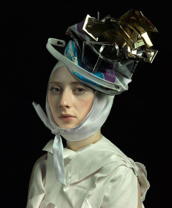 Brilliant concept. Hendrik Kerstens Fashion Shoot – Spring 2013 Editorial Shot by Hendrik Kerstens - Harper's BAZAAR