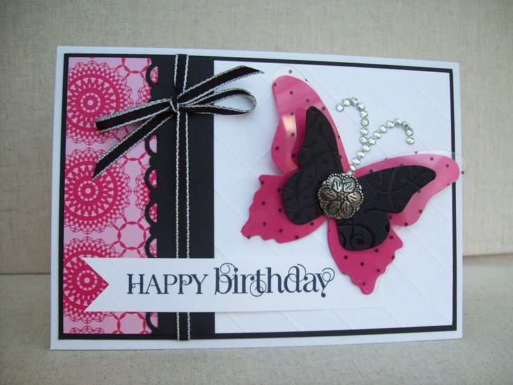 37 best Stampin Up Butterfly Cards images – Birthday Card from White House
