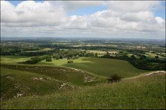 Hassocks to Lewes Walk - South Downs Ridge walk.. maximum view for minmum effort with historic Lewes to finish