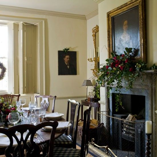 Step Inside This Elegant Georgian House Tour