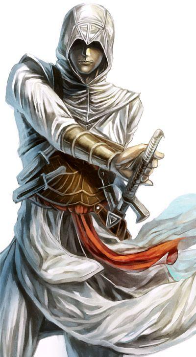 Altair Ibn La Ahad (Assassins Creed 1)