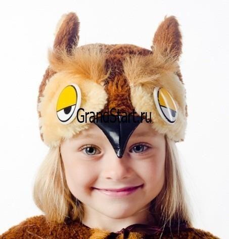 Детский костюм сова где можно купить магазины спб
