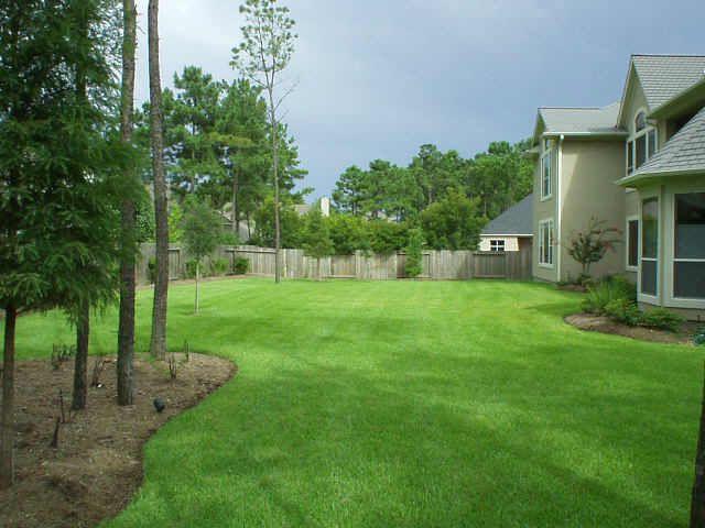 How to Landscape a Big Backyard : Landscaping Garden ...