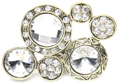 Diamond Circles Ring ModDeals. $6.80