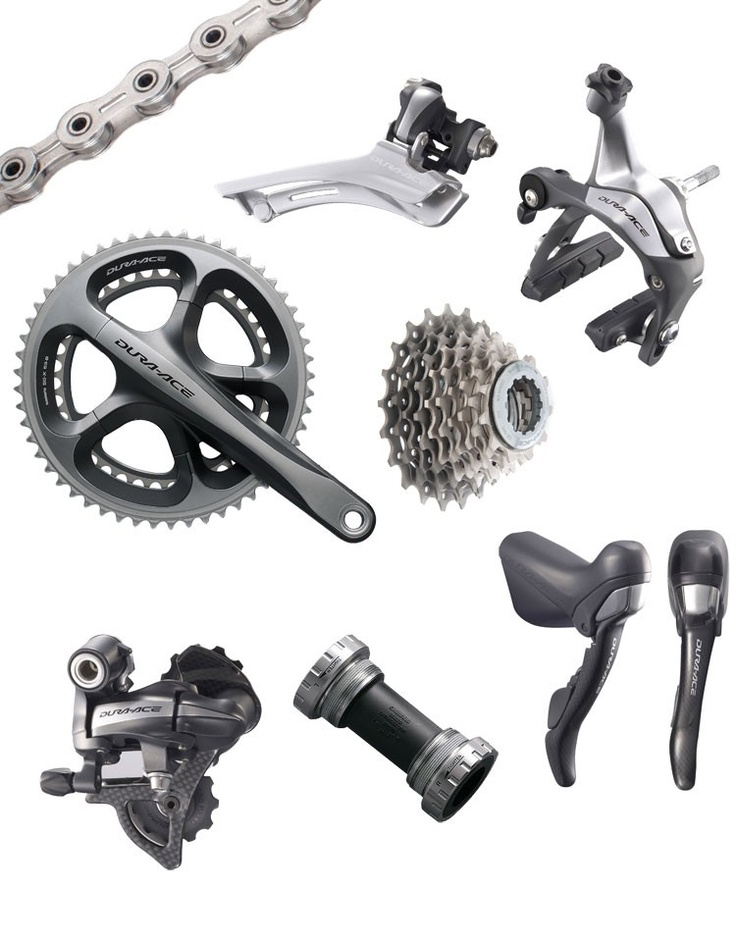 Clearance Shimano Dura-Ace 7900 Bike Groupset for £1360.01 Save 20%