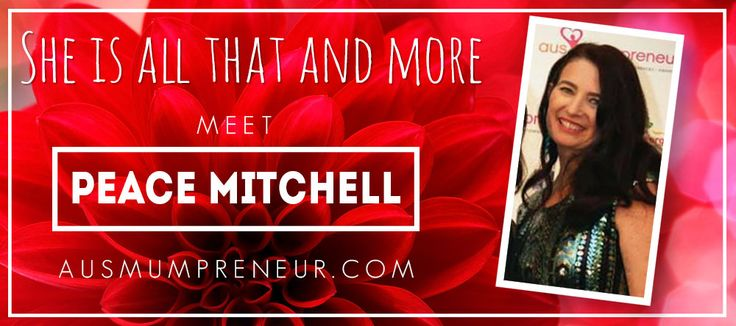 Interview | Peace Mitchell