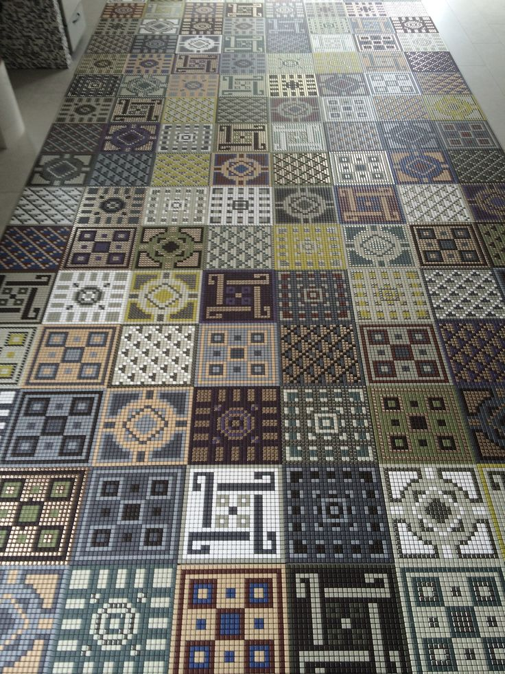 mosaic tiles Memorie by Appiani | Mosaic Tiles | Pinterest ...