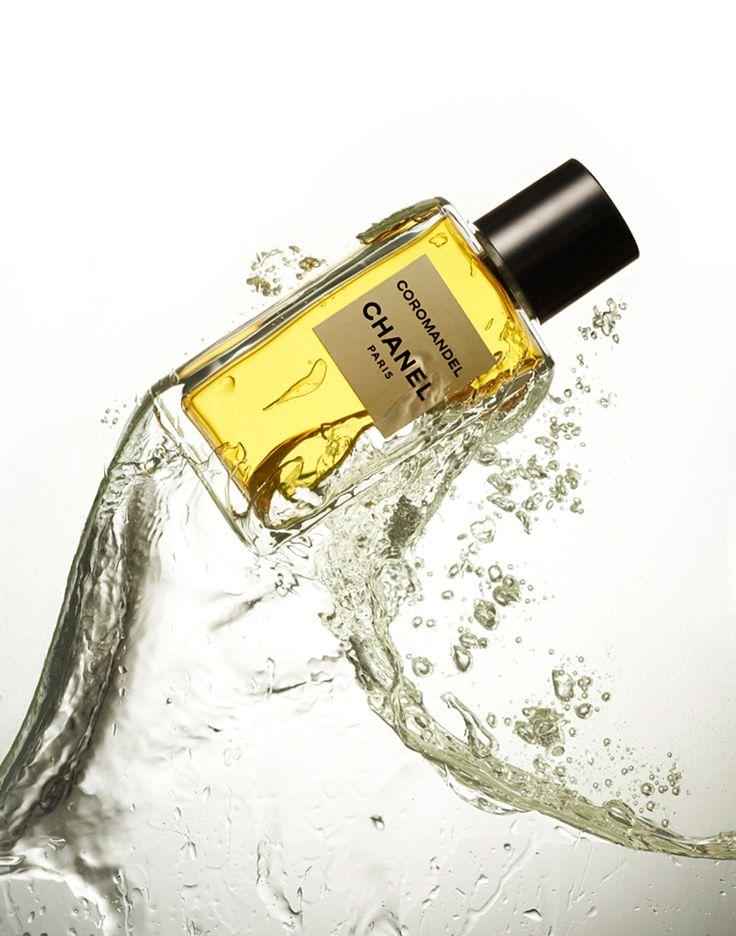 Photographers - Stephan Abry - Cosmetics - Perfume 1 - Bird Production