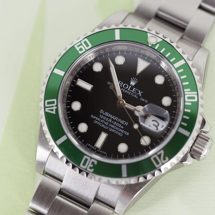 Rolex 16610 LV Submariner