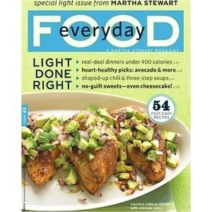 Everyday Food Magazine.. I Luv the recipes. | Foodie ...