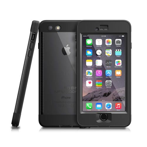 LifeProof Nüüd Case (Black) - iPhone 6 Plus. From www.iToys.co.za