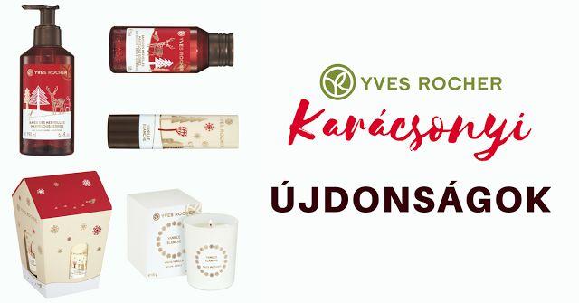 Yves Rocher karácsonyi kollekció