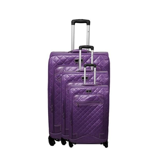 Rue princesse - Set de 3 valises trolley Carolina