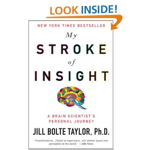 jill bolte taylor my stroke of insight pdf