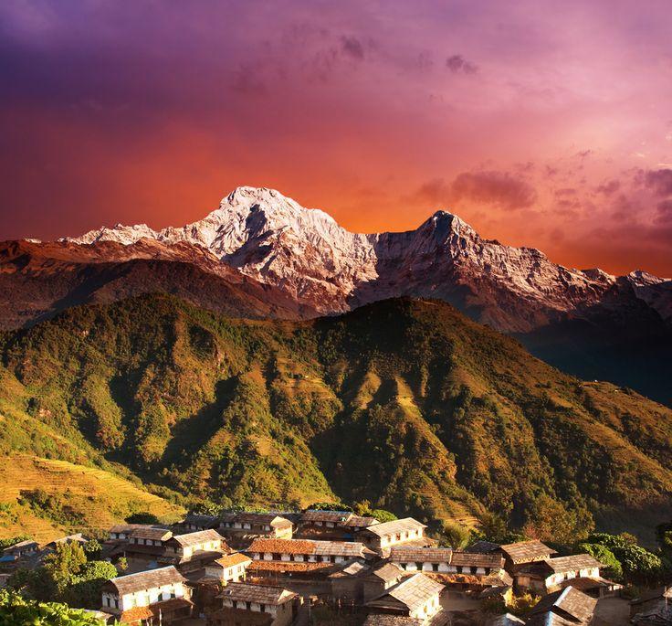 Himalayas, Nepal #TravelTuesday