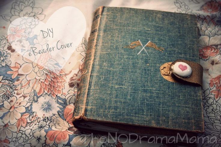 Diy Ereader Book Cover : Best ereader covers images on pinterest craft kindle