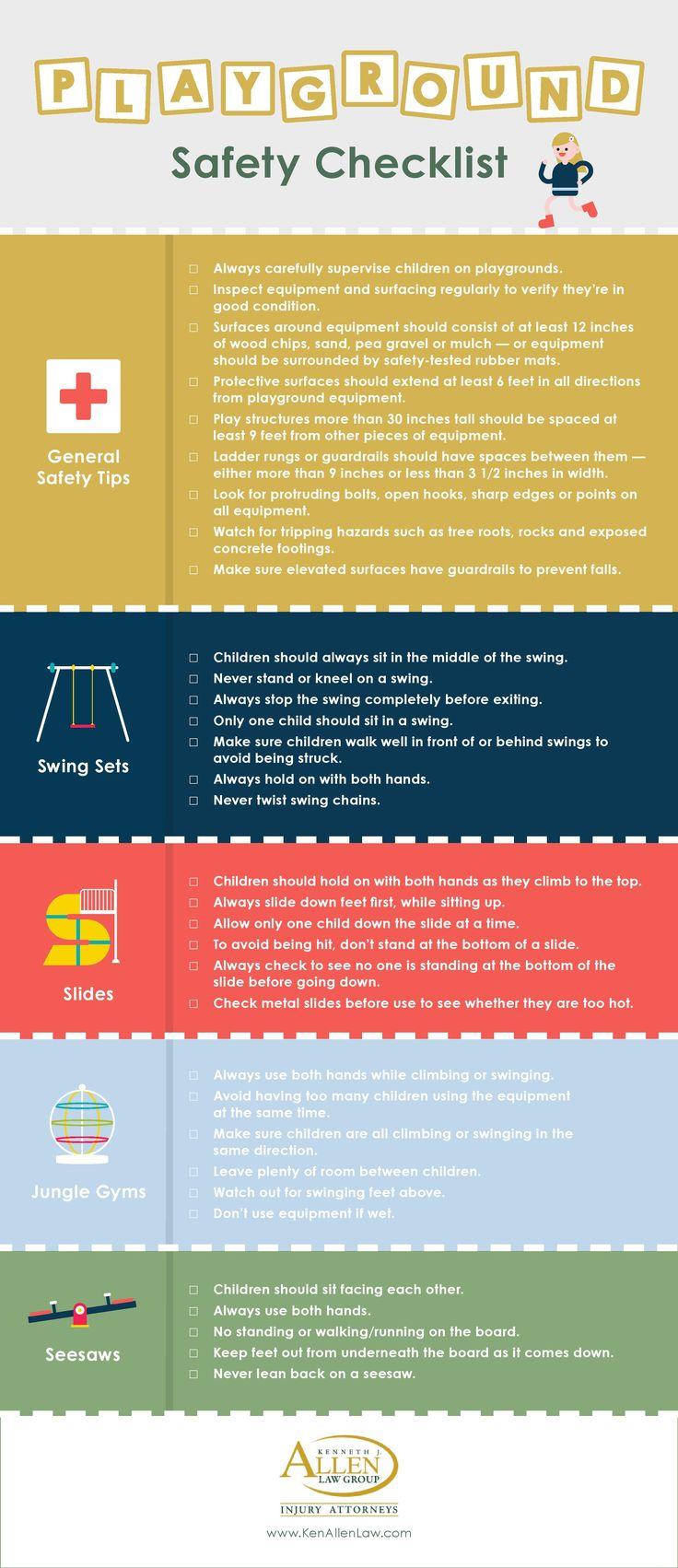 25 Best Ideas About Playground Safety On Pinterest