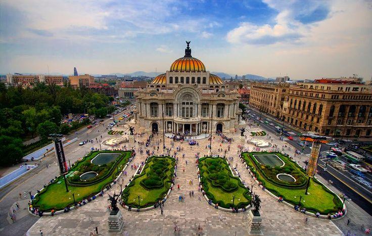 Мехико, Мексика - ПоЗиТиФфЧиК - сайт позитивного настроения!