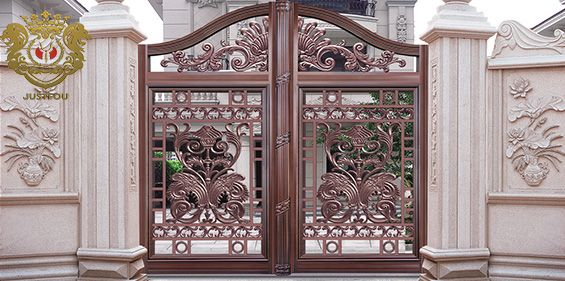 Product Main Gate House Gate Front Gate Design Villa Gate Gate House Gate Design Front Gates