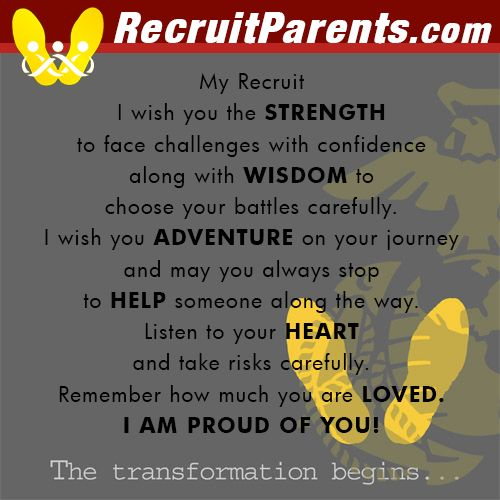 The transformation begins #USMC #bootcamp #Marines #thefewtheproud