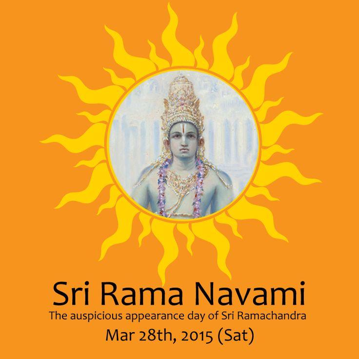 Sri Rama Navami Festival