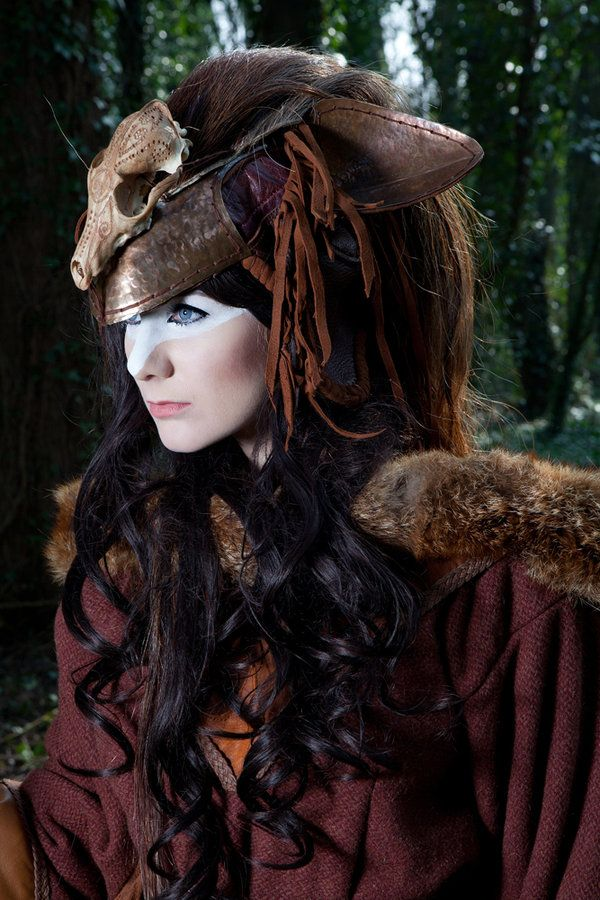 Forest Witch 1 By Robyngoodfellow On Deviantart Leather