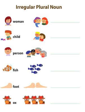 The 25+ best Plural examples ideas on Pinterest | Examples of ...