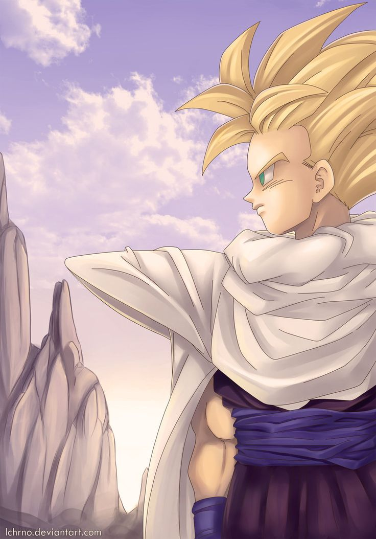 180 best dragon ball z gohan images on pinterest - Dragon ball z gohan images ...