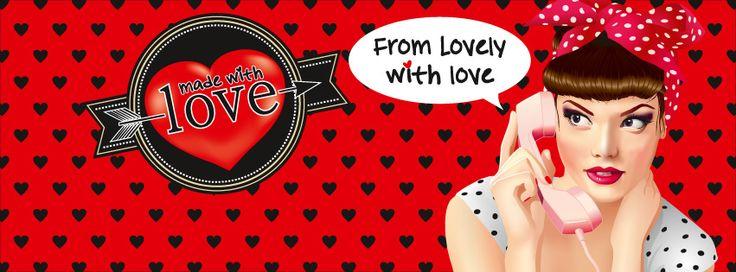 "Kolekcja Lovely ""Made with love"", Wrzesień 2014"