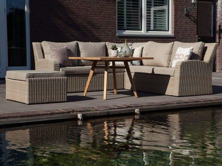 25+ Best Ideas About Terrassentisch On Pinterest | Couchtisch ... Terrassenmobel Materialien Beispiele