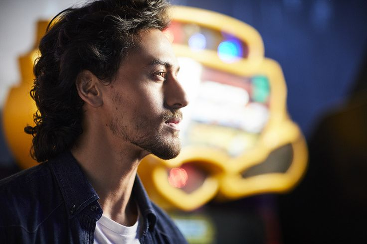 Tiger Shroff — Man's World, February 2017 #MensWorld #Photoshoot #Bollywood #India #Fashion #TigerShroff #BodyBuilding #MartialArts