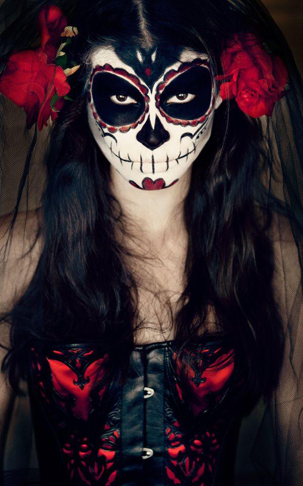 Day of the Dead Catrina #Mexico