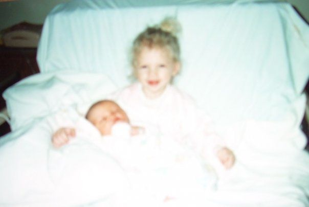 Taylor Swift Rare Photos. Taylor and her brother Austin