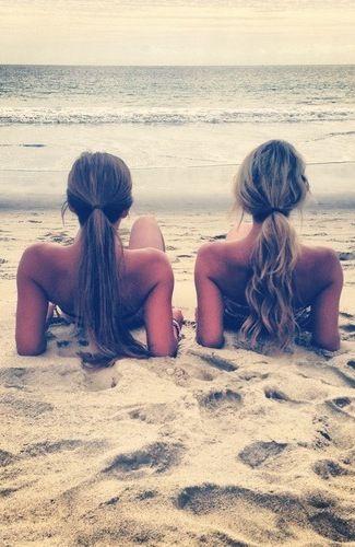 @kelannsundeen, friendship, 2 girls, beach, summer, sand, together, freundinnen, strand udn sonne