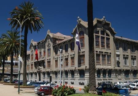 Casa Central Universidad Católica de Valpáraiso