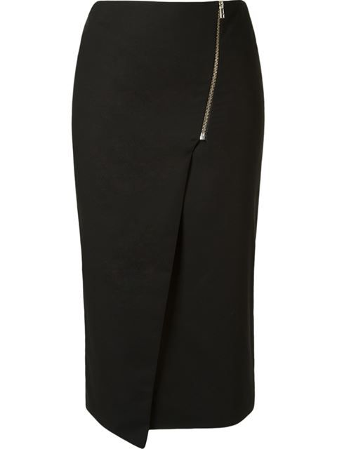 Shop Andrea Marques front slit pencil skirt in Destination Brazil from the world's best independent boutiques at farfetch.com. Shop 400 boutiques at one address.