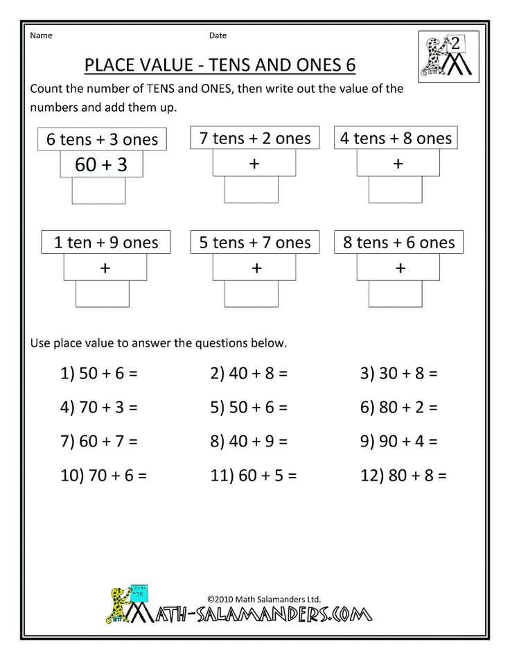 133 best images about math printables on pinterest place value worksheets salamanders and. Black Bedroom Furniture Sets. Home Design Ideas