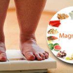 Magnesium! das Du nutzen kannst um abzunehmen