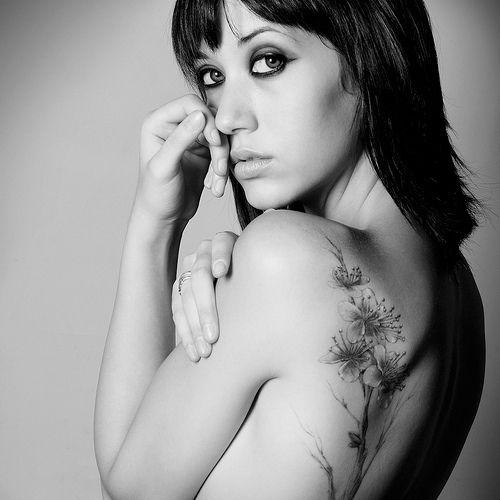 Lauren Peralta: Cherries Blossoms, Tattoo Ideas, Gorgeous Tattoo, Side Tattoo, Back Tattoo, Pretty Tattoo, Tattoo Girls, Flower Tattoo, Cool Tattoo