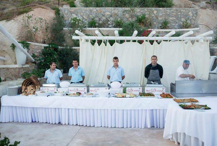 Mario catering Team