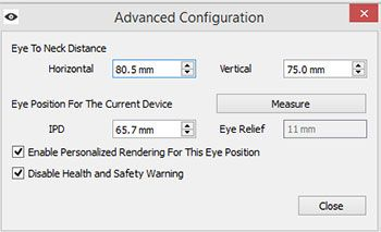 VRCircle   How To Disable The Health And Safety Warning On Oculus Rift DK 2