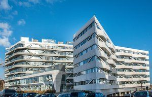 Penthouse-lejlighed i Aarhus Havn