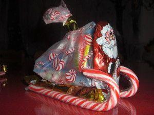 Santa's Candy Sleigh | Intelligent Domestications