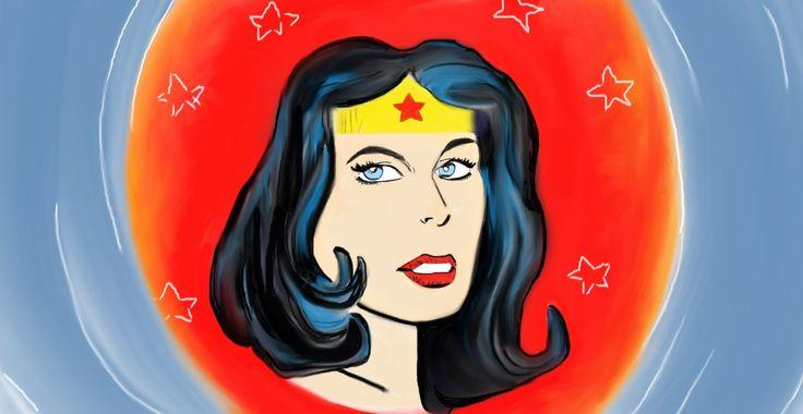 New Wonder Woman – Wonder Woman Personality