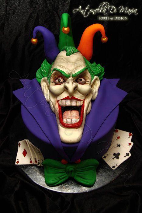 Joker cake!
