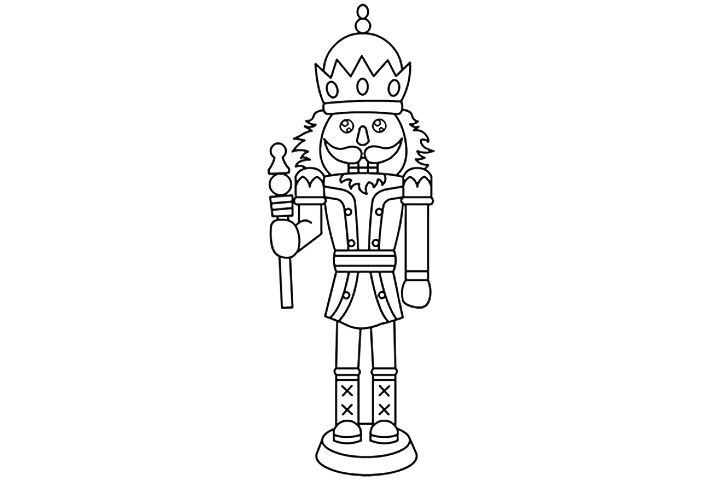 nutcracker suite coloring pages free - photo#16