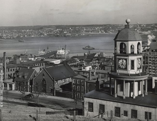 May 1949 - Halifax Town Clock